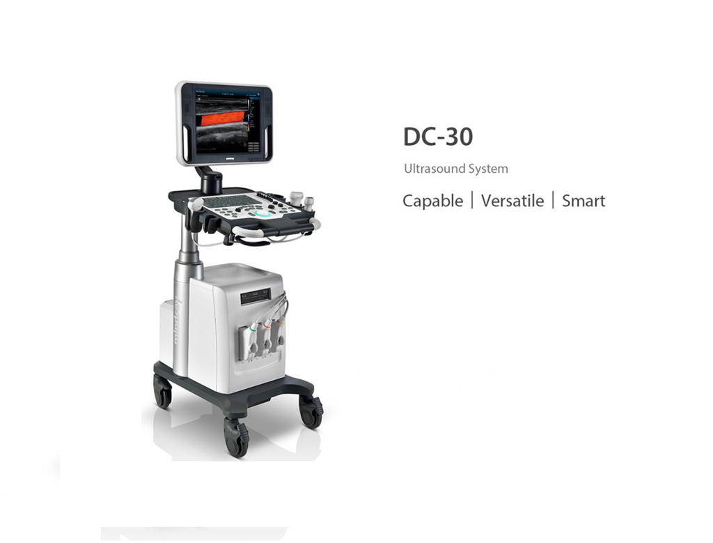 Mindray DC 30 Ultrasound 3d  Machine