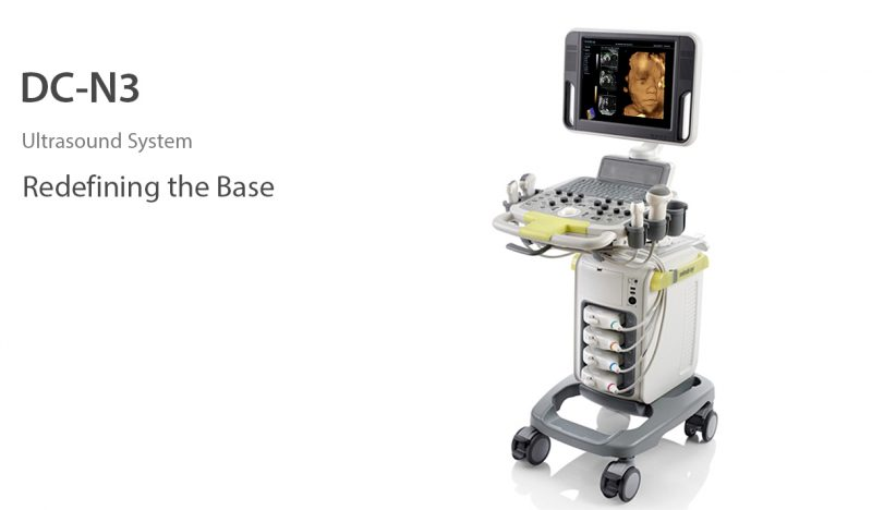 Mindray DC N3 Ultrasound System