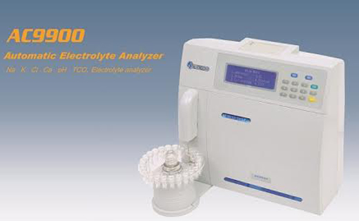 AC9900 Electrolyte Analyze